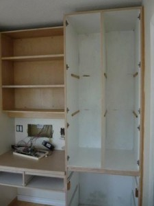 Water Damage Restoration In Cabinets